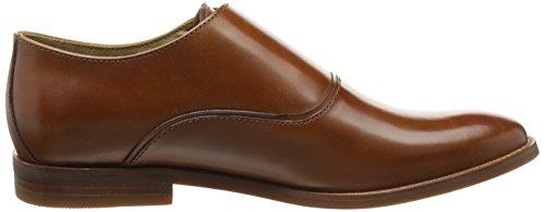 Aldo CATALLO28, Zapatos Monk Strap Hombre Marrón (Cognac)