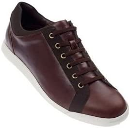 FootJoy Men's Contour Casual Golf Shoe, Close-out, Brown, 9.5 Medium, 54226