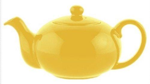 Waechtersbach Fun Factory II Buttercup Teapot, 28-Ounce