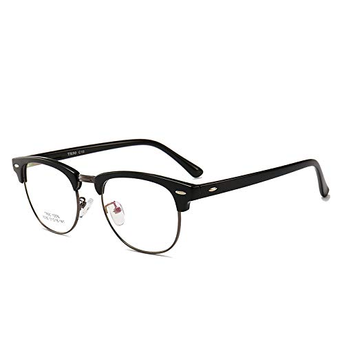 Meiyiu Men Women Fashion Retro Frame Plain Glass Spectacles for sale  Delivered anywhere in USA