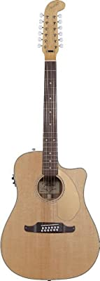 Fender Villager 12-String Acoustic-Electric Guitar