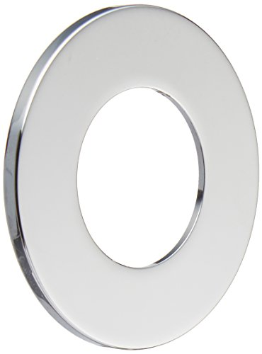 "Toto THP3140-CP Base Plate Escutcheon, 1-1/4"" to 1-1/2"", Polished Chrome"