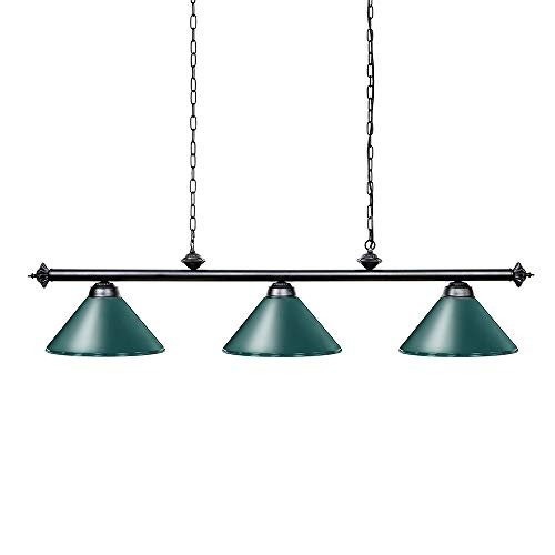 """Wellmet Pool Table Light, 59"""" Hanging Billiard"""