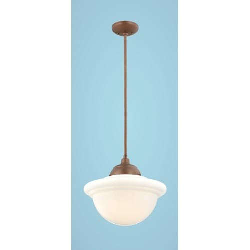 - Millennium Lighting 5361-RBZ Rubbed Bronze Neo-Industrial 1 Light Pendant