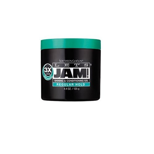 Softsheen Carson Let's Jam Shining And Conditioning Gel, 4.4 Ounce