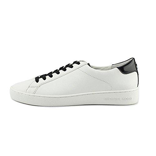 Michael Kors Irving Sneakers con Profili Neri Women MOD. 43R6IRFS1L