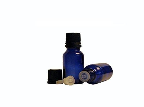 Cobalt Bottle Dropper Alternative Apothecary product image