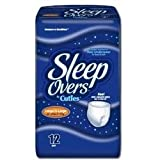 Sleep Overs, Prevail Youth Pants, X-Large, 85-125 lbs. 13 Ct (One Package 13 Disposable Pants)
