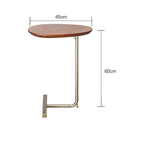 Mesas de centro de café Decoración de muebles Fin Industrial Tabla ...