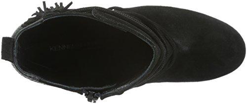 Kennel und Schmenger Schuhmanufaktur Amina - botas de caña baja con forro cálido y botines Mujer Negro (schwarz 340)