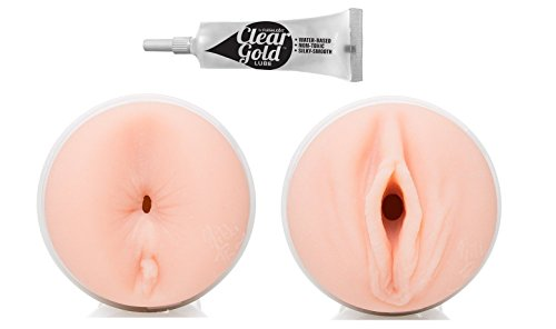Fleshlight's Masturbator Doll | Nikki Benz | Reign and MVP Butt and Vagina Sex Toys by Fleshlight
