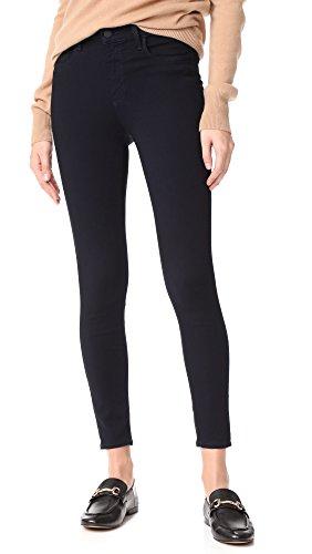 L'AGENCE Women's Margot High Rise Lightweight Ankle Skinny Jeans, Metro, (Metro Denim)