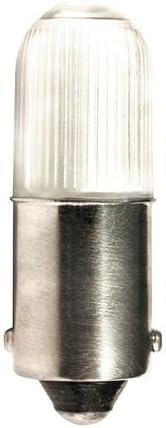 Miniature LED Lamp 160 T3 1//4 B9S