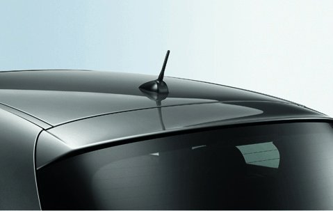 Bmw Navigation System (BMW Sport Aerial Rod short antenna that is suitable for all vehicles with radio, navigation system or Bluetooth hands-free)