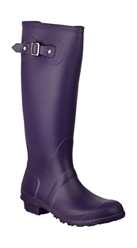 Sandringha 3 New Purple UK 9 Wellingtons Black Cotswold Womens Sizes Black Ladies OBqndzxI