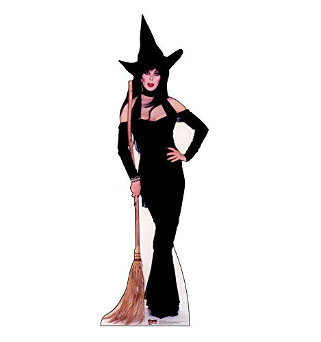 Advanced Graphics Elvira Life Size Cardboard Cutout -
