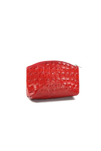 dbac66848f5fe Belli Set 3in1 (Geschenk Set) VERA PELLE! Echt Leder Handtasche + Kosm.