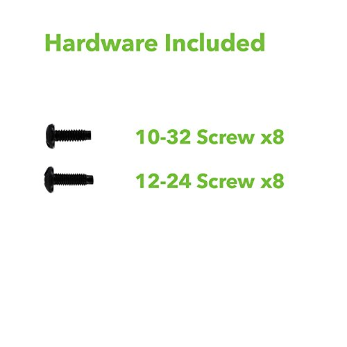 Brilliant Navepoint Adjustable Rack Mount Server Shelf Rails 1U Full Depth 2 Pack Home Interior And Landscaping Dextoversignezvosmurscom
