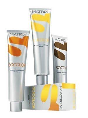 Matrix Socolor Honey Cream Hair Color 7-I Dk Irides Blonde