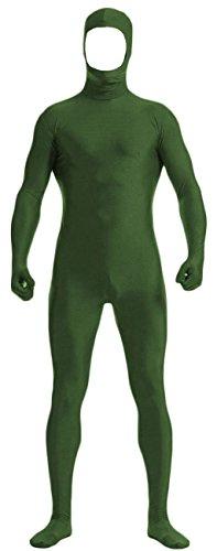 VSVO Face Open Zentai Spandex Bodysuit