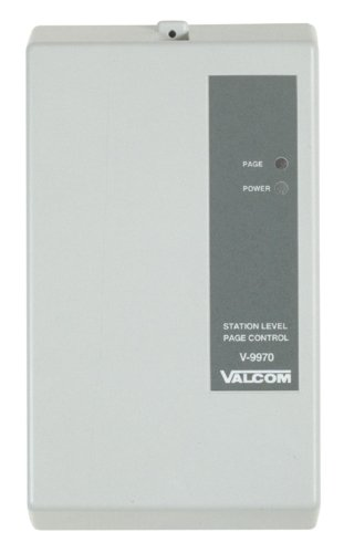Valcom Digital 1 Zone Page Adapter by Valcom