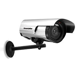 Teklink Security Inc. SM-3802 Dummy Outdoor-Indoor Camera with LED