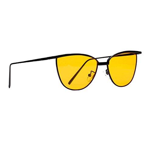 e1e8b08a18 Hombre Uvb Sol Solares Proteción P Accesoiros Rayos Estilo 1 Mujer 5 Ojos  Prettyia De Gafas qwxTgPI