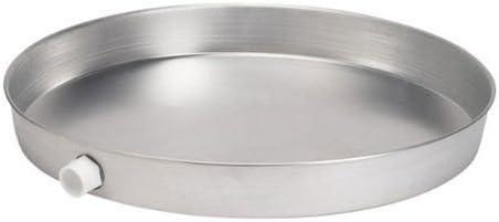 IPS 87013 Aluminum Water Heater Pan for Water Heater Protection IPS Corporation