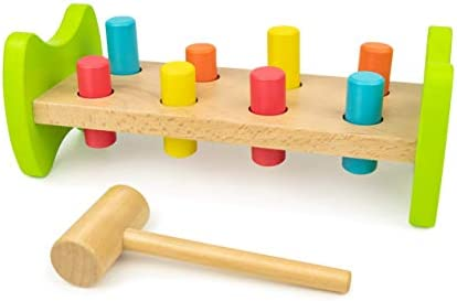 Bimi Boo Wooden Pounding Toddlers product image