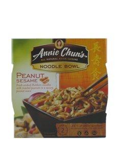 Peanut Sesame Noodle Bowl (Annie Chun's Peanut Sesame Noodle Bowl (1 x 8.8 OZ))