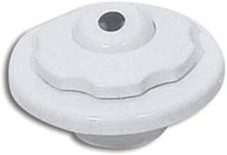Productos QP Boquilla De Impulsion 50/6 Bola 15Mm 3000 L/H, Negro, 21x15x30 cm, 500199