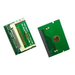 Notebook Pin 44 (Laptop Right-angle 44-Pin Female IDE To CF Card Adapter)