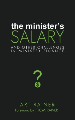 The Minister's Salary: And Other Challenges in Ministry Finance