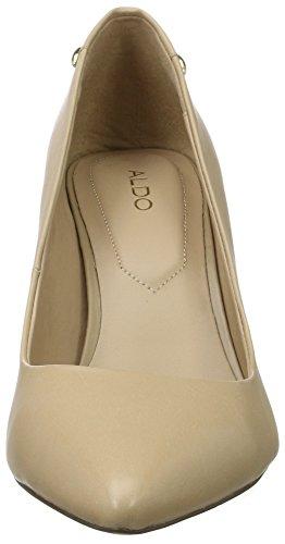 Aldo Beatritz, Zapatos de Tacón para Mujer Blanco (32 Bone)