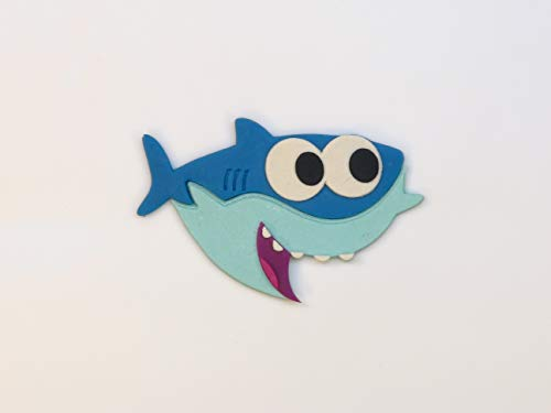Baby Shark 266-A338 Cookie Cutter Set (4 inches)