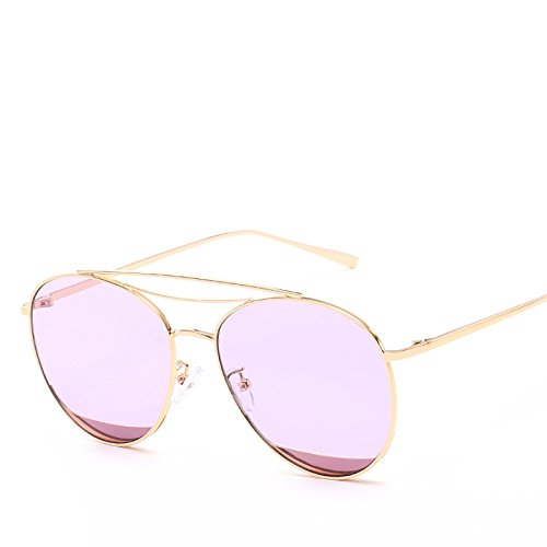 Moda Oceánicas Metal Sol De Gafas De Viajes No5 Sombrillas Playa Personalidad Sol NO6 Señoras RinV Vacaciones Películas Gafas REq1wBRY