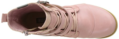 Bunker Kol, Botas Biker para Mujer Rose (Pink)