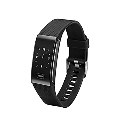 ZUEN Smart Wristband ECG PPG Blood Pressure Heart rate Monitor Pedometer Sports Bracelet for IOS Android IP67 waterproof Estimated Price £51.24 -