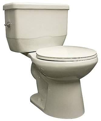 Niagara Ecologic High-efficiency Toilet Bowl With Round Front, White ...