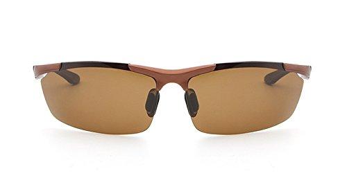 Shiny shop Professionelle Brille Nachtmänner Polarisierte Nachtsichtbrillen Sonnenbrillen für Männer Dekoration