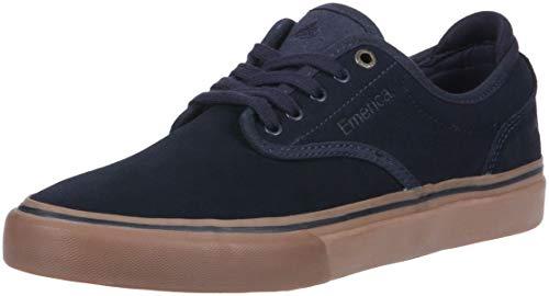 - Emerica Men's Wino G6 Skate Shoe, Navy/Gum, 10.5 Medium US