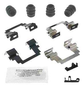 Raybestos H15867A Professional Grade Disc Brake Caliper Hardware Kit ()