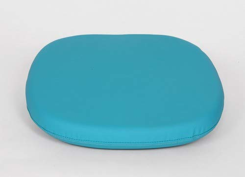 (Control Brand Dc221 Tulip Arm Chair Replacement Cushion, Blue)