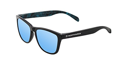 azul EXPLORER de lente Gafas polarizada Northweek Mod COOK UNISEX sol Zax0qwB
