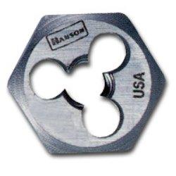 High Carbon Steel Hexagon 1 Across Flat Die 7Mm-1.00 Die 7Mm-1Mm -
