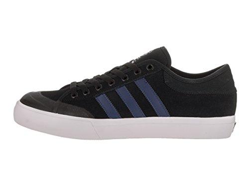 Adidas Mens Matchcourt Nero / Blu Scuro / Bianco