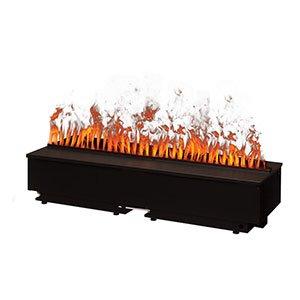 Dimplex OptiMyst Electric Fireplace Insert Cassette in Black