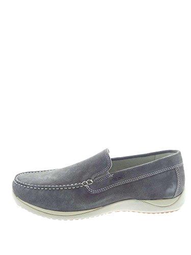 Geox - Zapatillas para hombre Dove Grey