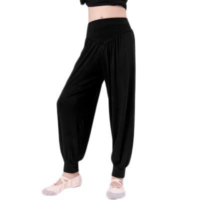 Pantalones Harem Holgados Niñas Disfraz De Danza del Color ...