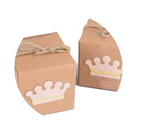 50pcs Sweet Lovely Decoration Candy Box Paper Boxes Gift -